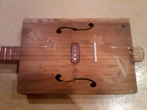 Cigar Box Guitar (version 2)