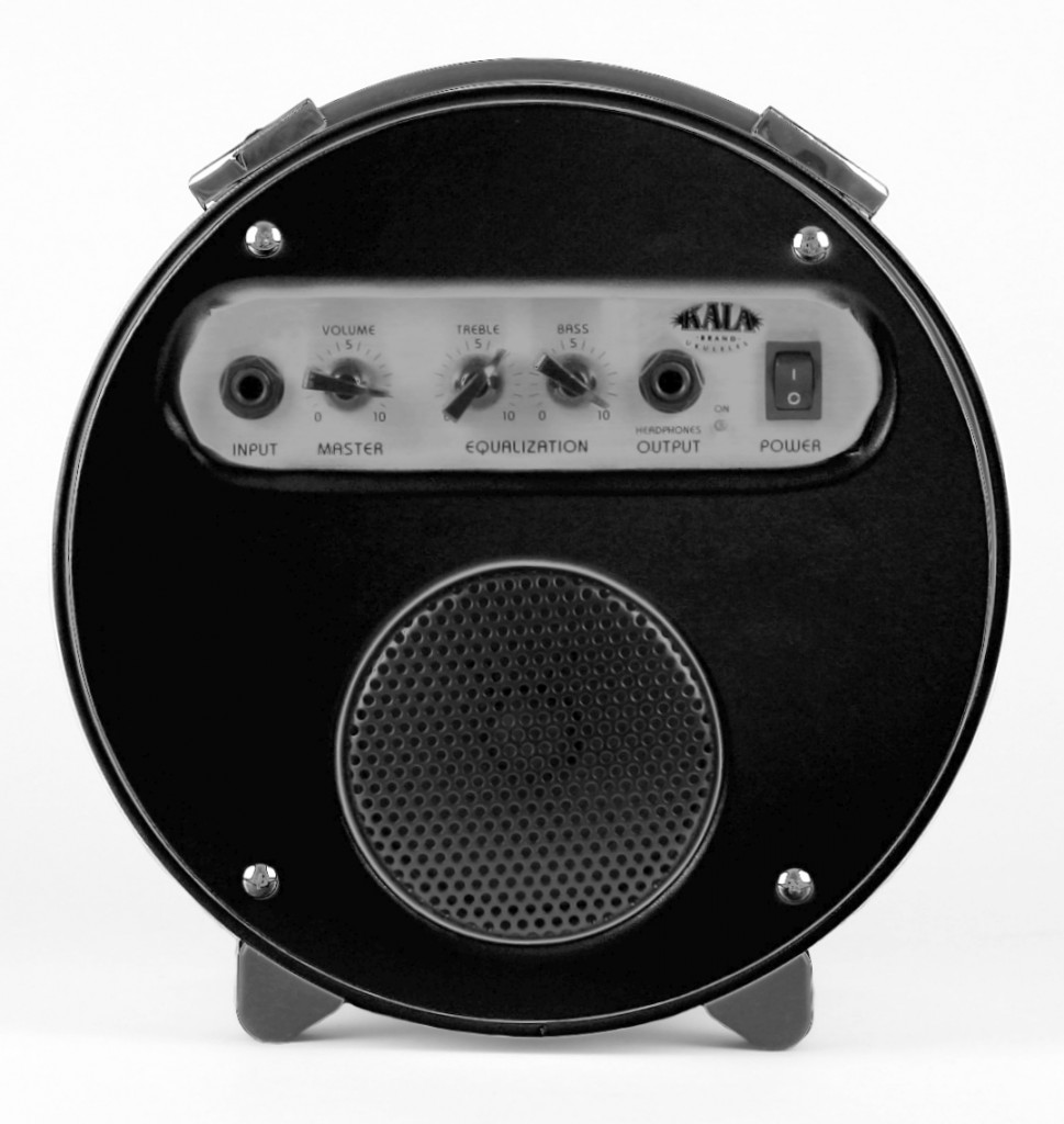 Kala Black Round About Amp