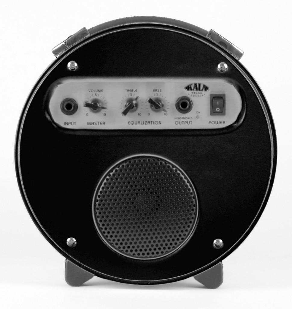 Kala Black Round About Amp