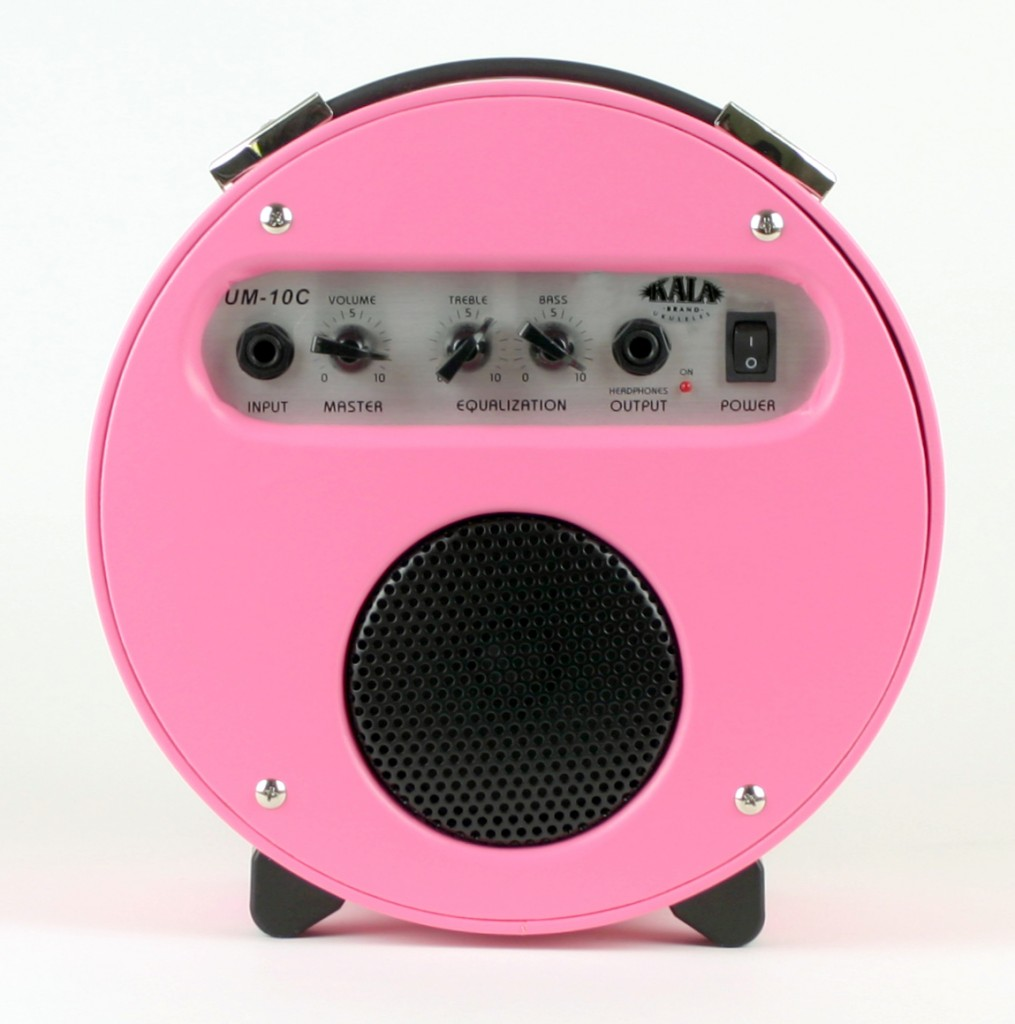 Kala Pink Round About Amp