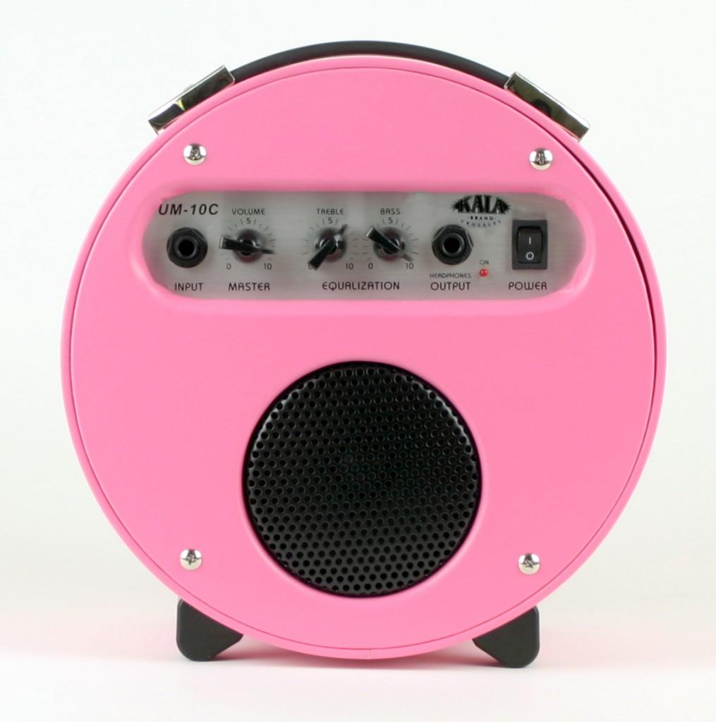 Kala Pink Round About Amp