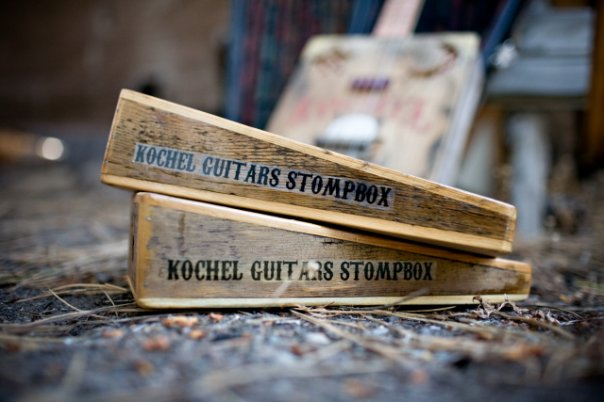 Kochel Guitars - Stompbox