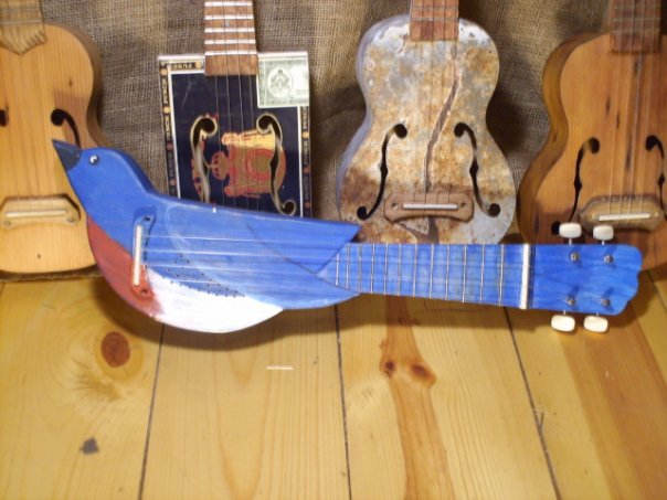 Kochel Guitars - Bluebird Ukulele